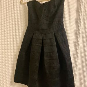 Strapless Black Express Dress, Small, Worn once